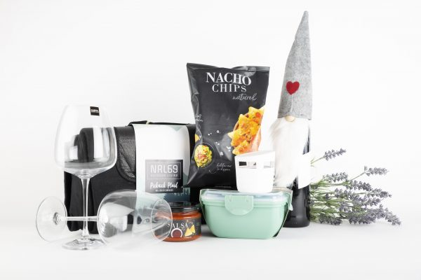 Kerstpakket picknick - Toff Geschenk