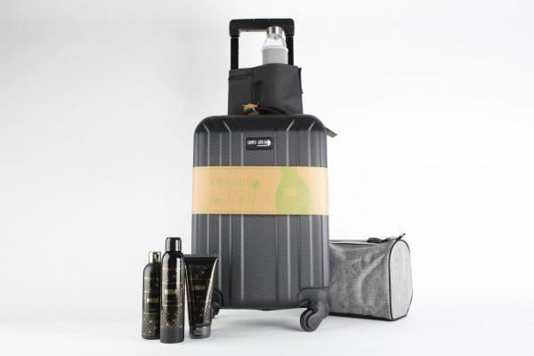 Kerstpakket Bon Voyage - Reis - Koffer - Toff Geschenk