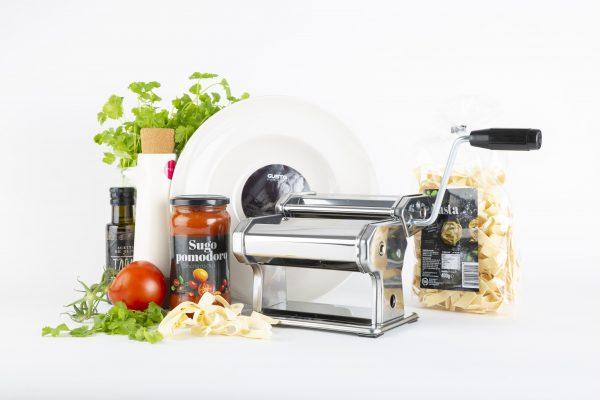 Kerstpakket Koken - Italiaans - Toff Geschenk