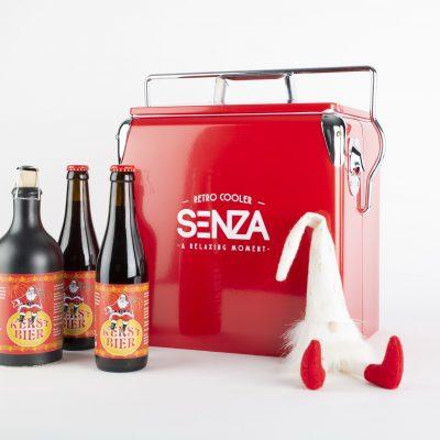 Kerstpakket bier - Cheerst box - Toff Geschenk