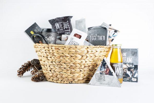 Kerstpakket Mix - mand - Toff Geschenk